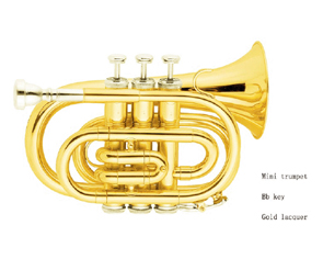 Trompeta Pocket Versalles